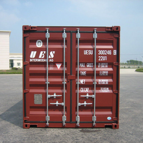 40 ft Dry Cargo Container